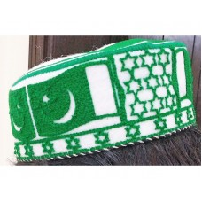 14th August Pakistan Independence Day Special Topi Cap