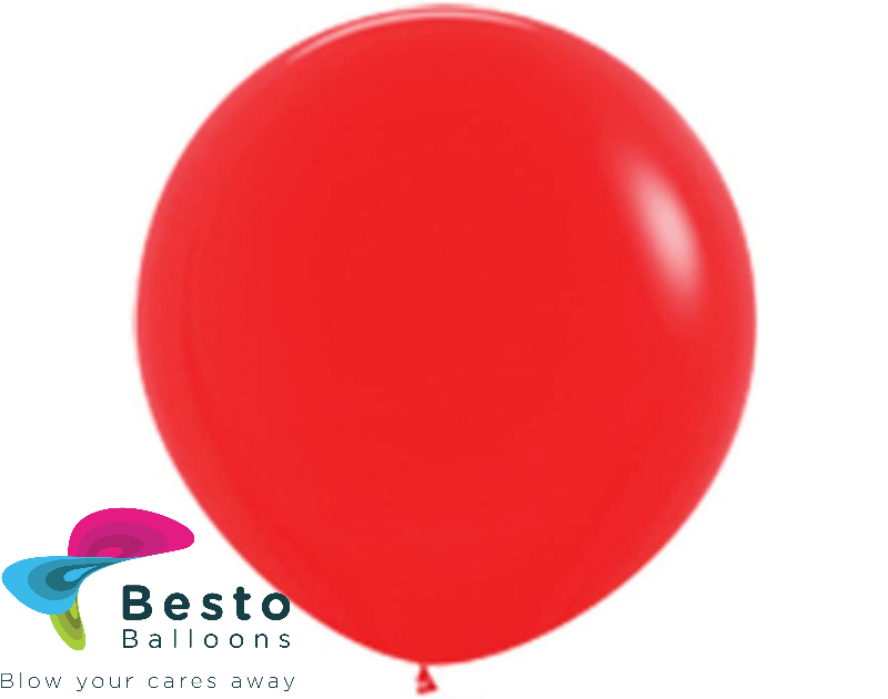 Red Latex Balloon 18 inch