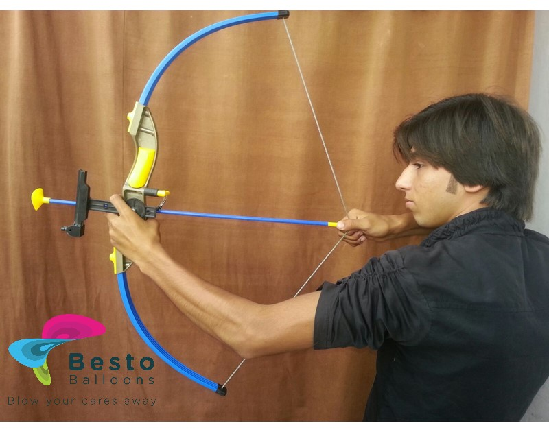 Archery Activity for Kids Service for Karachi Only