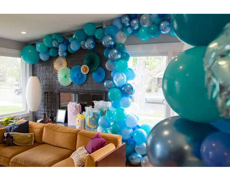 Baby Blues Baby Shower Theme