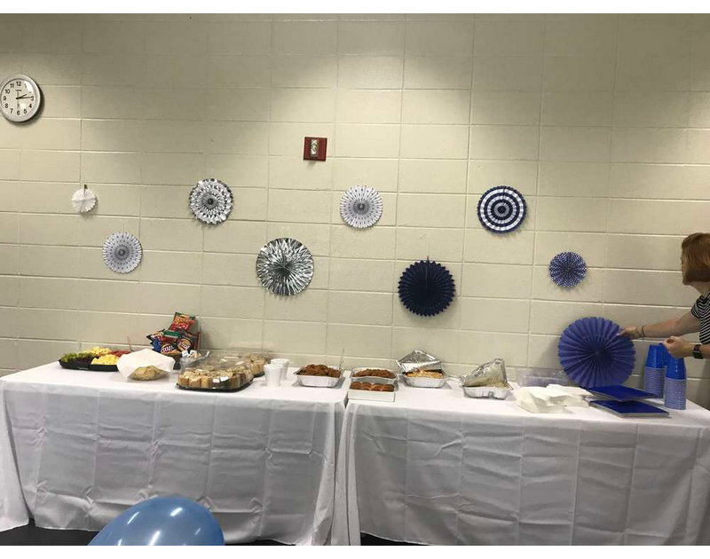 Block Party Baby Shower Theme