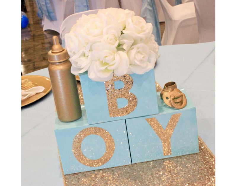 Royal Prince Baby Shower Theme