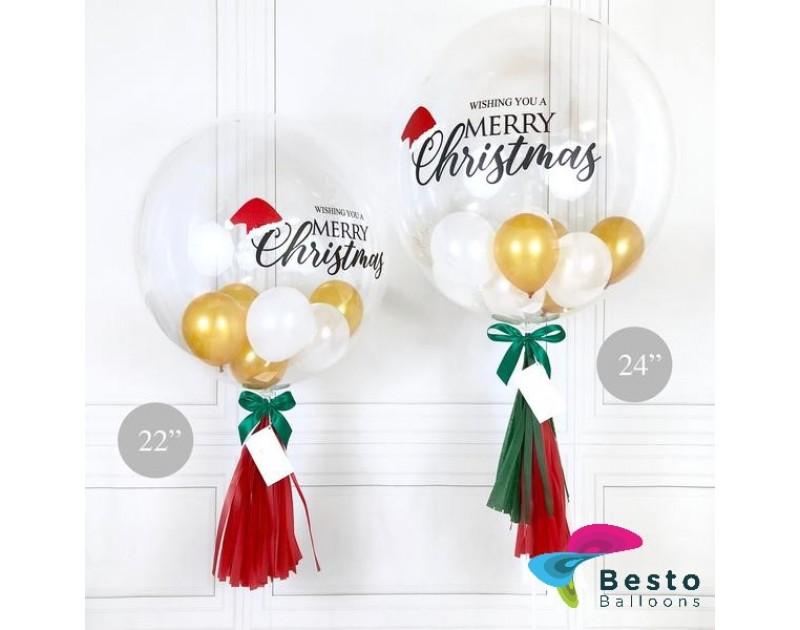 Christmas Bubble Balloon