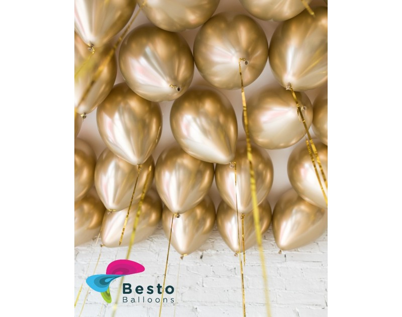 Balloon Decoration Golden