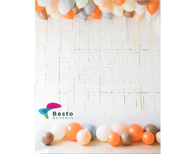 Balloon Decoration Wood Land