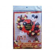 Mickey Mouse Balloon Garland Kit