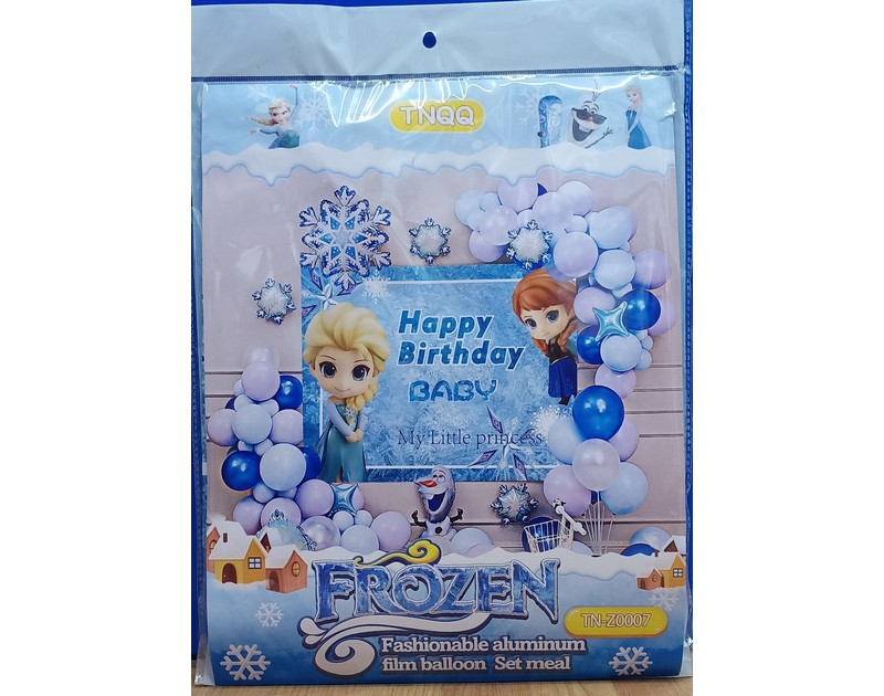 Frozen Balloon Garland Kit