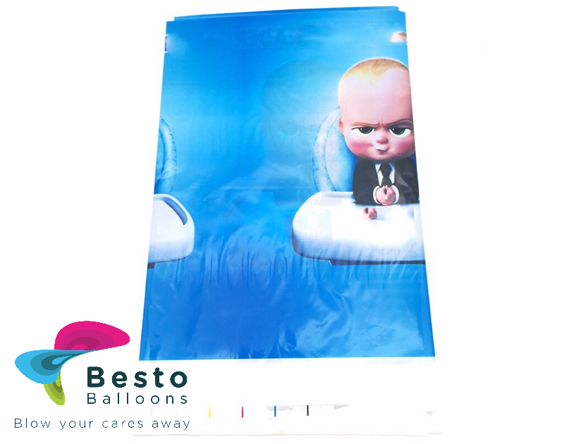 Boss Baby Table cover