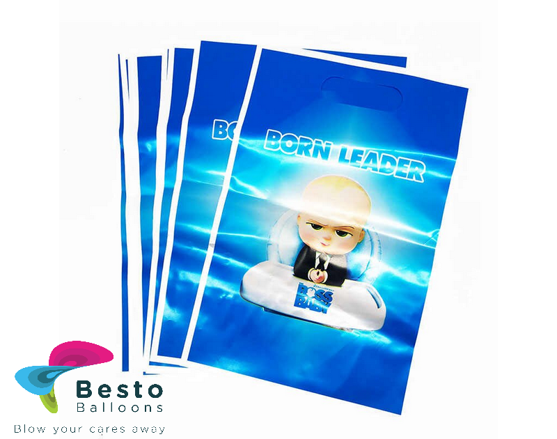 Boss Baby Goodie Bags 10pc