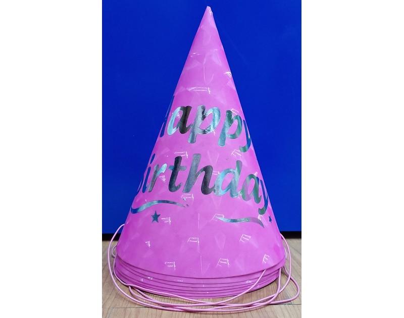 Happy Birthday Pink Cap