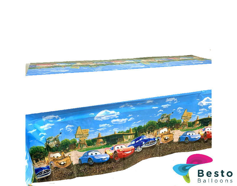 Cars Tablecover