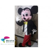 Mickey Mouse Cartoon Character Services