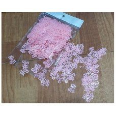 Confetti Pink Its a Girl