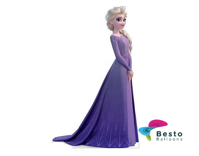 Elsa Cutout