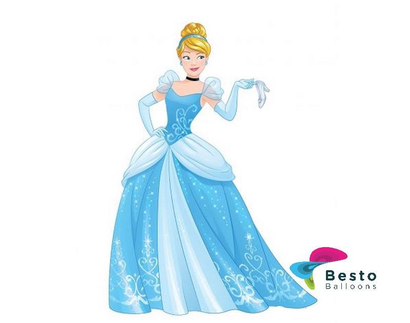 Cinderella Cutout