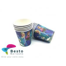 Frozen Paper cups 10pc