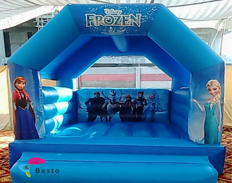 Frozen Bouncing Castle Rental Service