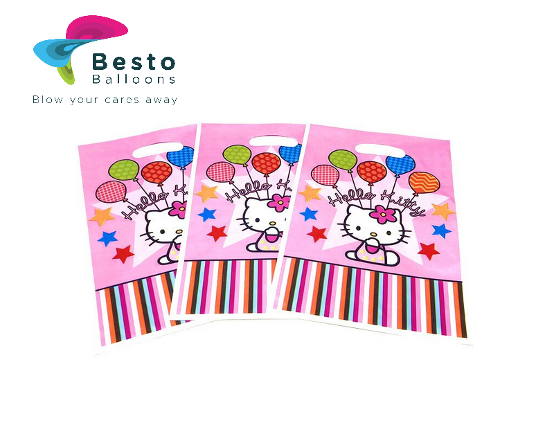 Hello Kitty Goodie Bags 10 pc