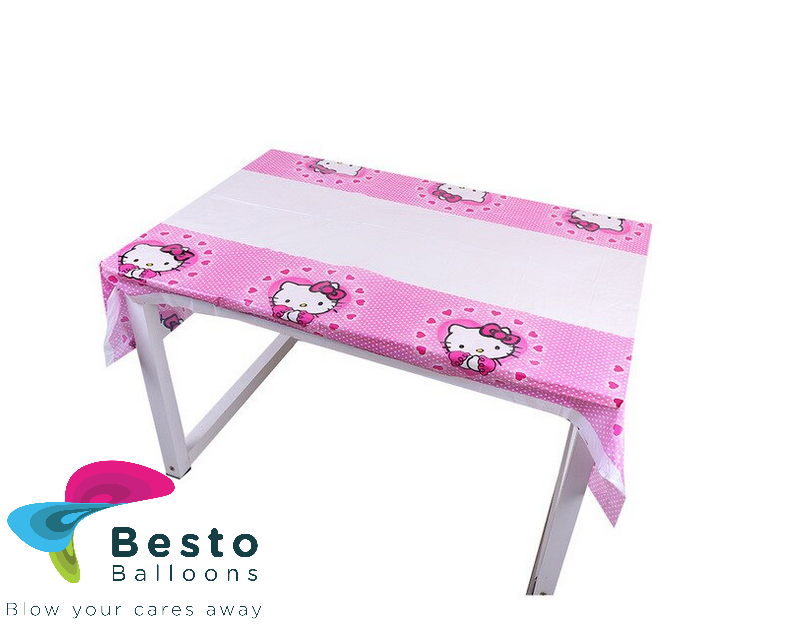 Hello Kitty Table Cover 1pc