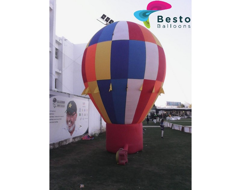 Customise Inflatable Cold Air Balloon Custom Made 25 Ft