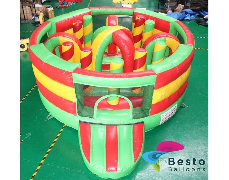 Inflatable Maze Activity Rental Service