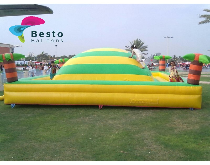 Inflatable Soft Mount Rental Service