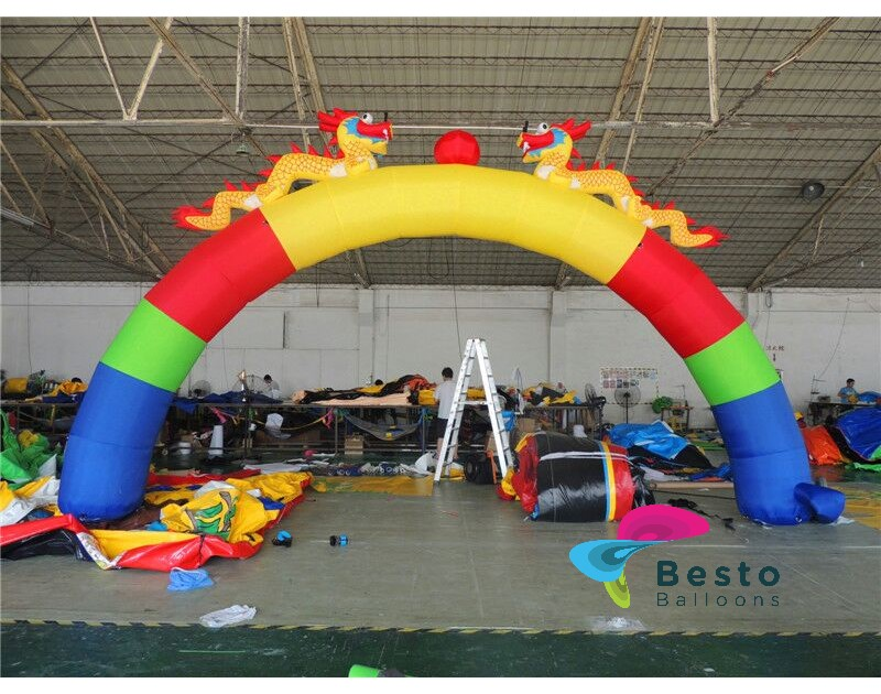 Inflatable Arches Rental Service