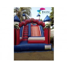 Jungle book Inflatable Slides and Bouncing Combo Rental Service
