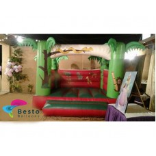 Jungle Bouncing Castle Rental Service