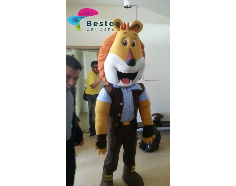 Creatures and Animal mascot