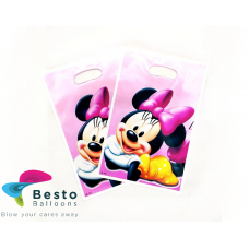 Minnie Mouse Goodie Bags 10 pc