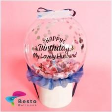 Balloon Money Box