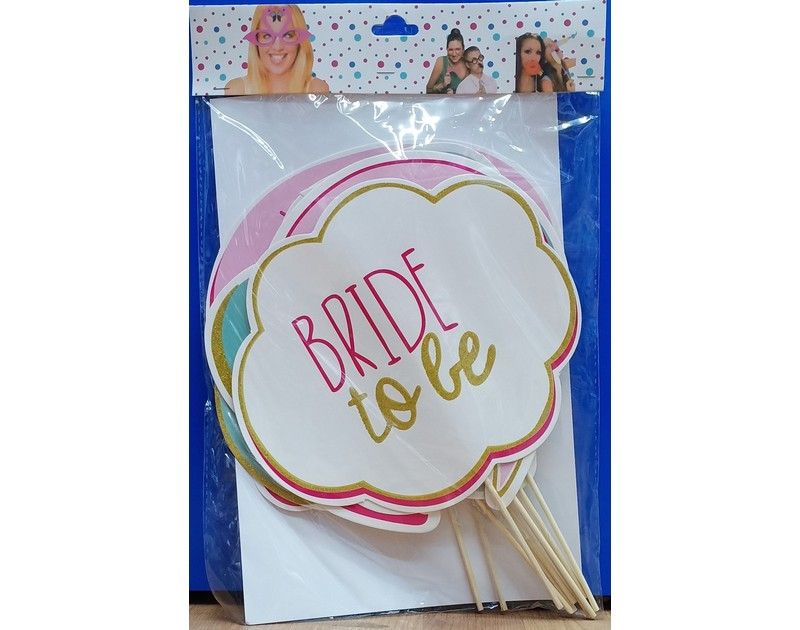 Bride To Be Selfie Prop