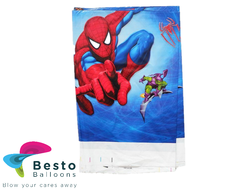 Spiderman Table Cover 1pc