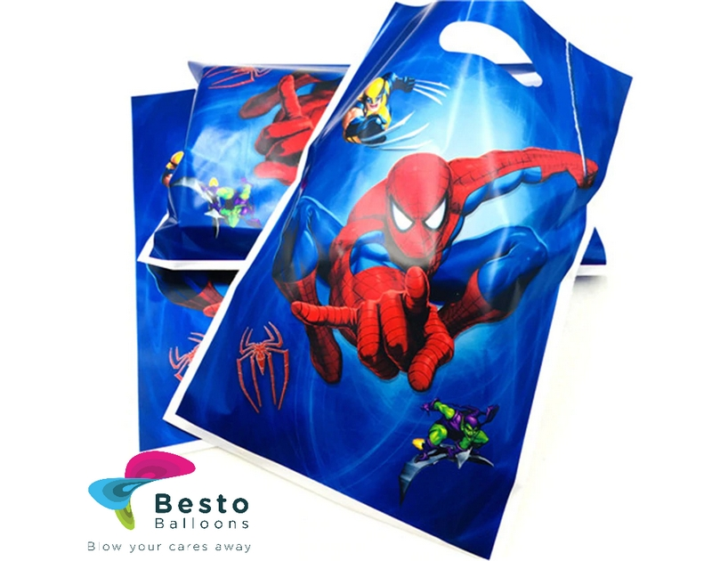 Spiderman Goodie Bag 10 pc