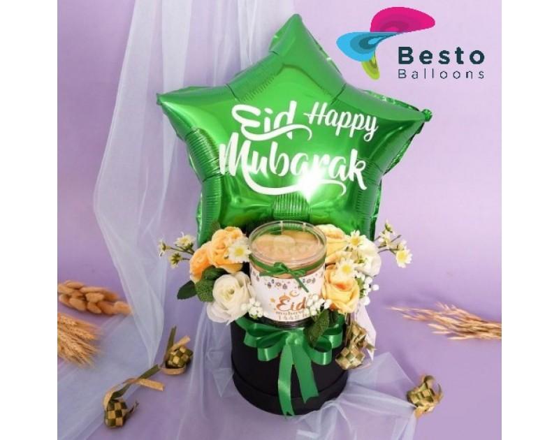 Eid Mubarak Balloon Bouquet