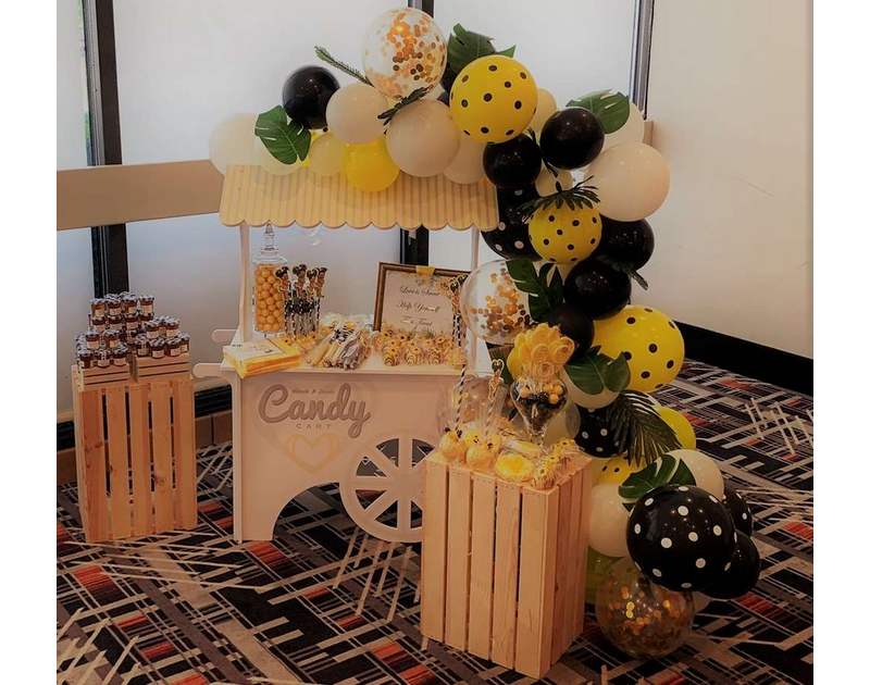 Honey Bee Baby Shower Theme