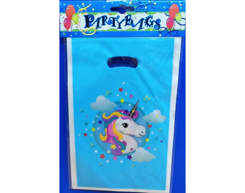 Unicorn Goodie Bags 10 Pcs Pack