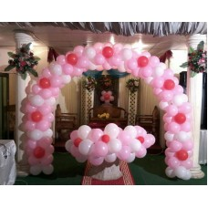 Balloons Arch with Installation