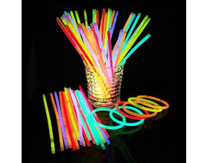 Glowing Sticks 50 Pcs